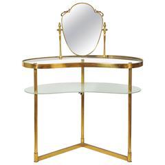 1950s Italian Star Dressing Table