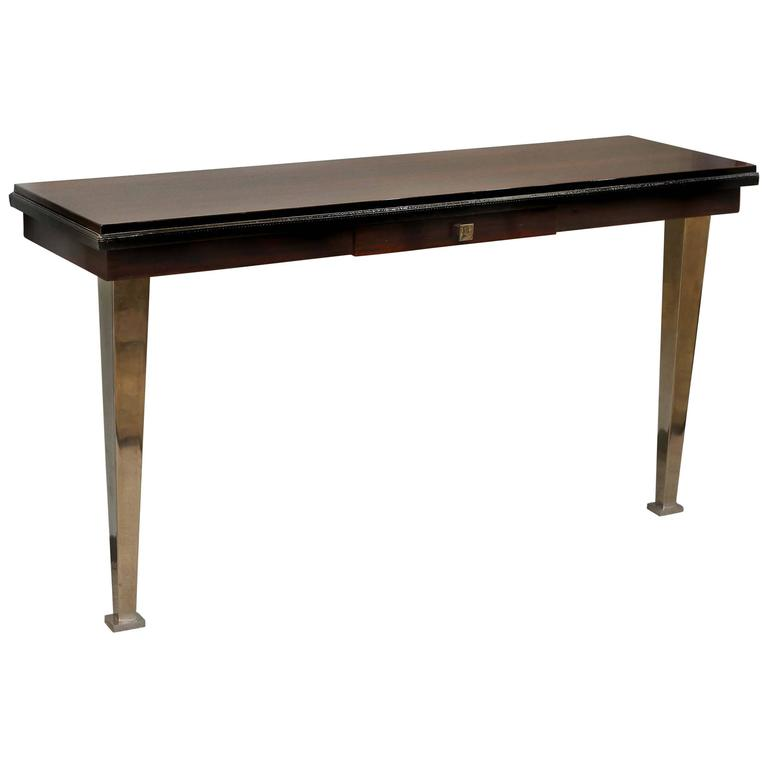 Mid-Century Console Tables
