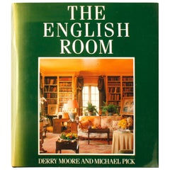 English Room by Derry Moore and Michael Pick, First Edition