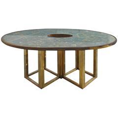 Beautiful Table, Sandro Petti Design 1970