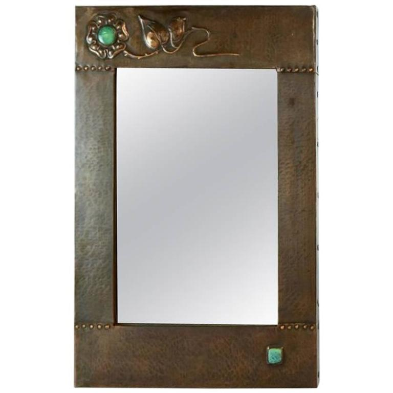 Arts and crafts mirror by liberty and co for sale at 1stdibs for Arts and crafts for sale