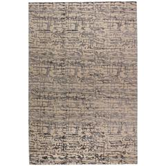 Contemporary Grey Elements Rug