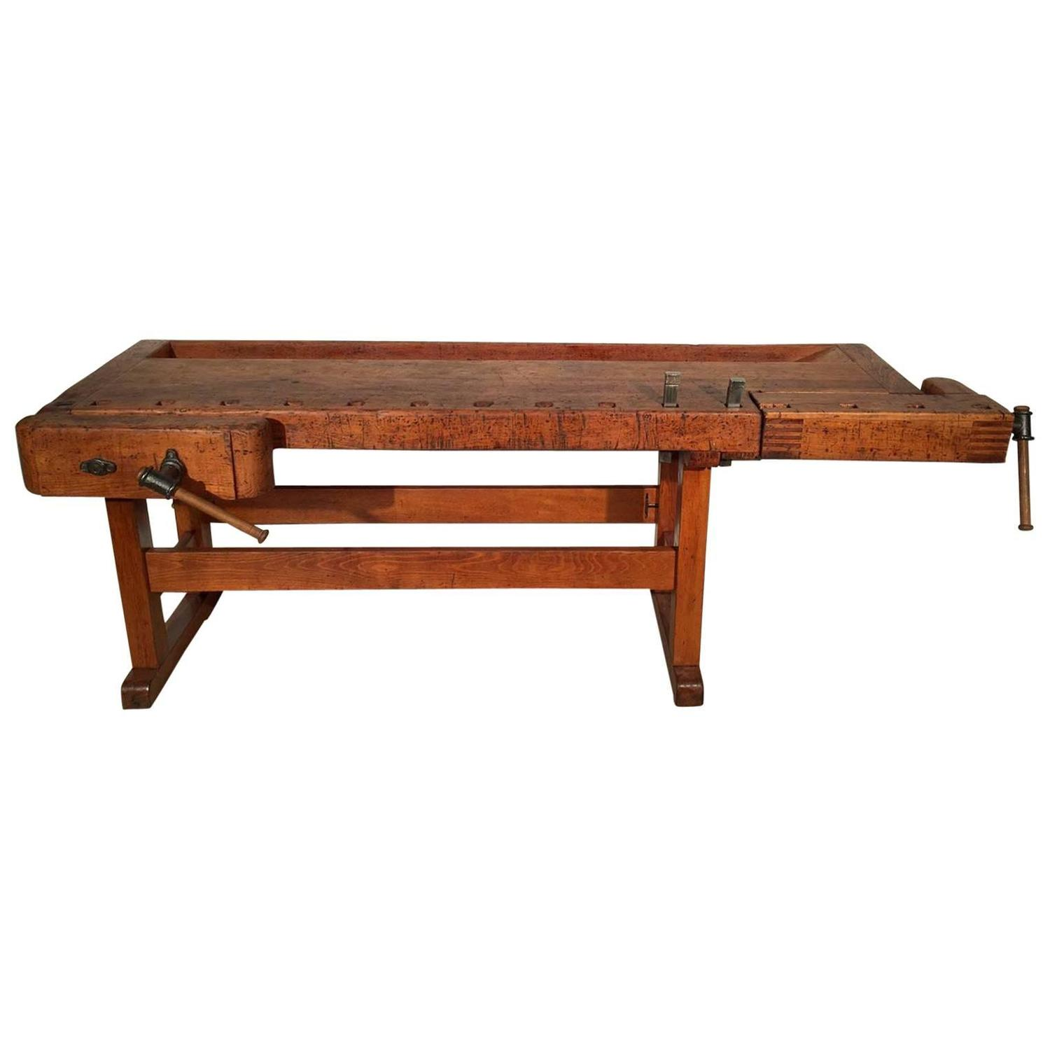 Book Of German Woodworking Bench In Singapore By Liam