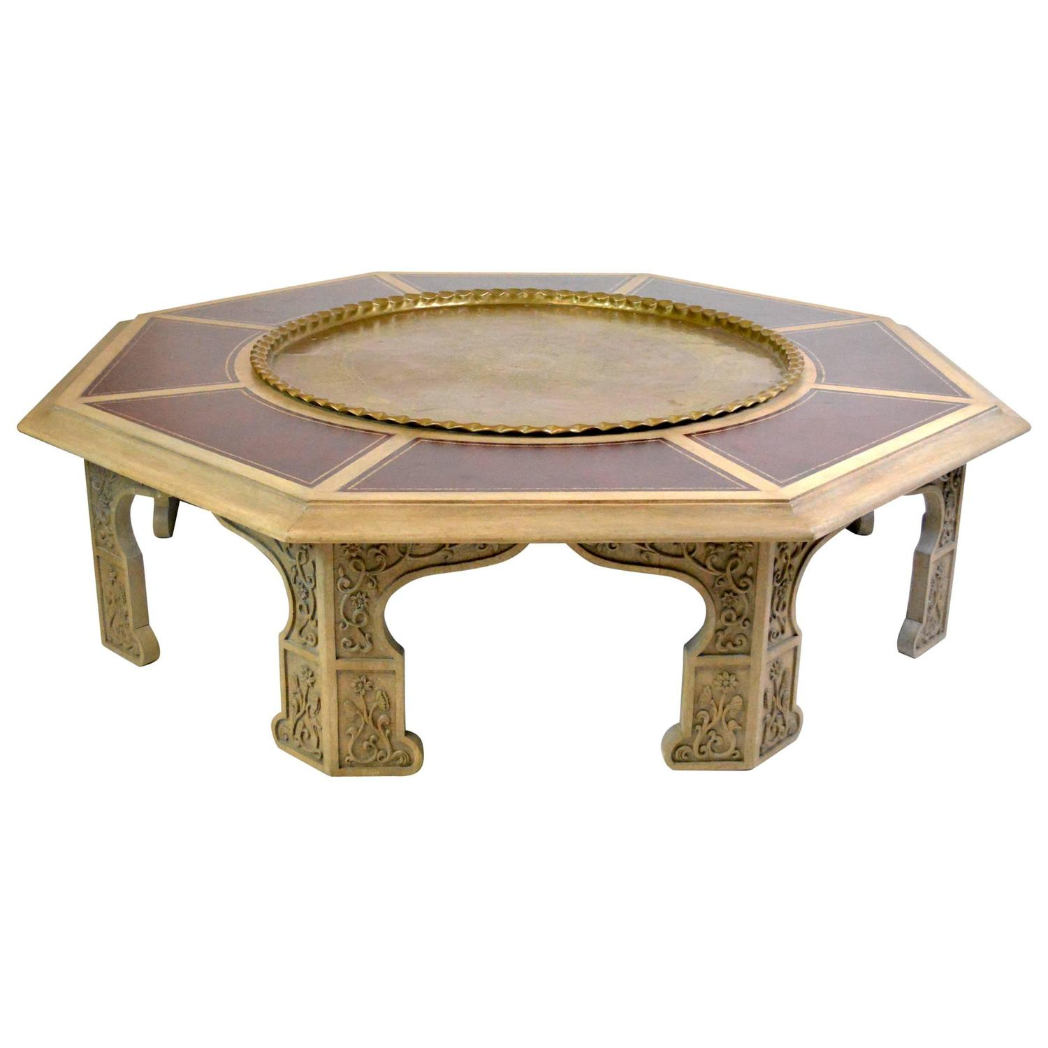 Moroccan Style Coffee Table Home Design Ideas and