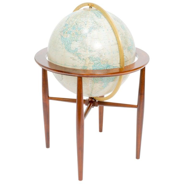 Replogle Illuminated Globe on Stand