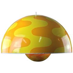 Verner Panton Large Flower Pot Pendant