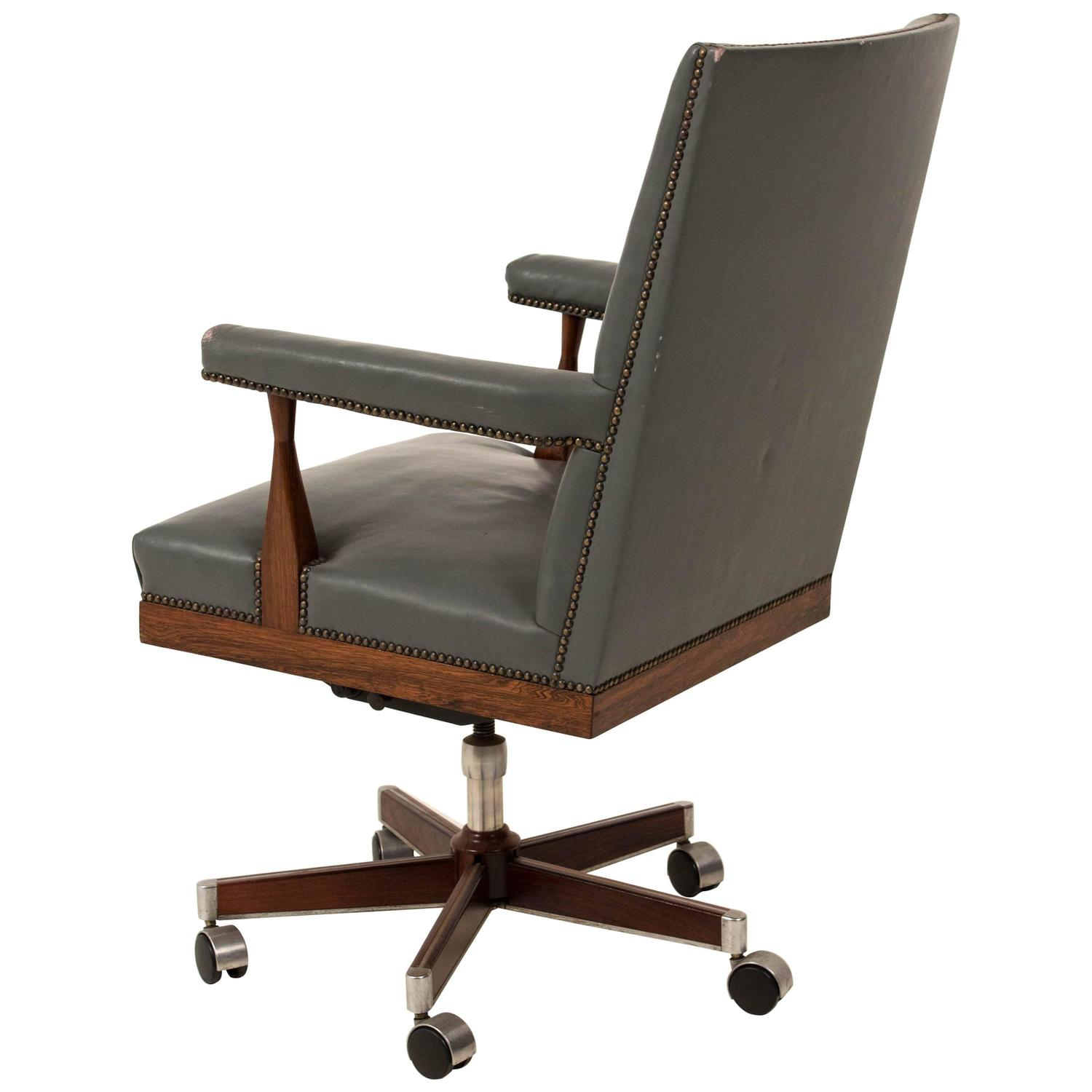 mid century modern office chairs. Magnificent Mid-Century Modern Office Chair By Theo Tempelman, 1960s For Sale At 1stdibs Mid Century Chairs I