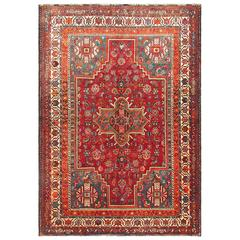 Tribal Persian Shiraz Rug