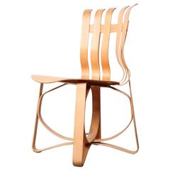 Cross Check Side / Desk Chair by Frank Gehry