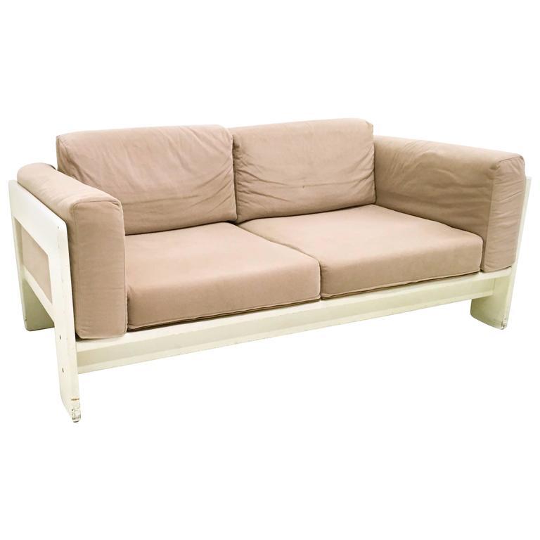 "Sofa ""Bastiano"" by Tobia Scarpa for Knoll, 1970s"