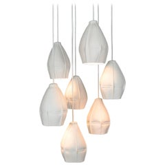Kawa Pendant Cluster from Souda, Cluster of 7, Made to Order