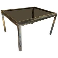 Milo Baughman Extension Dining Table Design Institute America