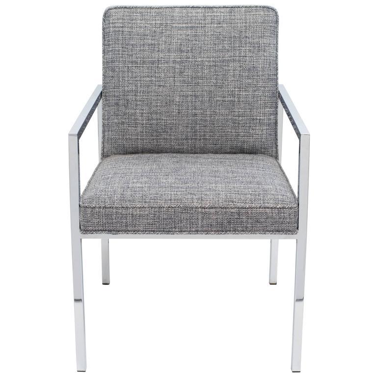 Milo Baughman Mid-Century Modern Desk Chair For Sale