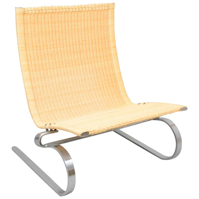 Lounge Chair PK20 by Poul Kjaerholm, Kold Christensen, Denmark