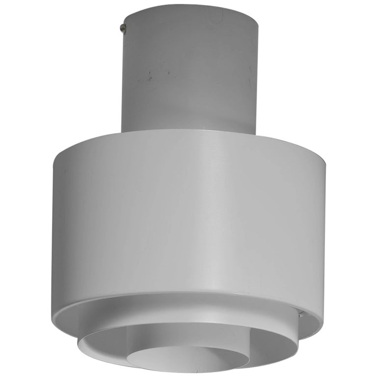 Paavo Tynell Model A2-35 Ceiling Lamp for Idman, Finland, 1950s