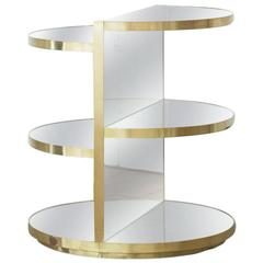 ROOMS Invisible Sculpture Side Table