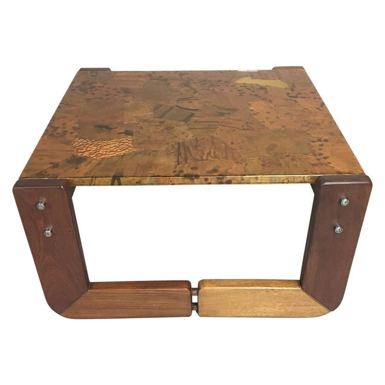 Percival Lafer Side Table