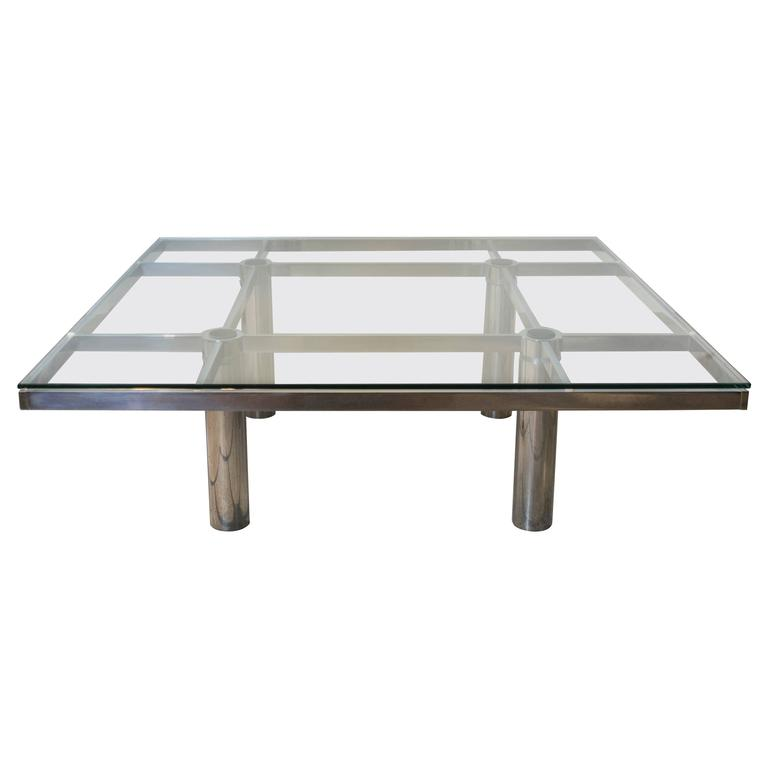 Tobia Scarpa Andre Coffee Table For Knoll For Sale At 1stdibs
