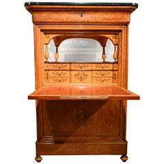 Superb Louis Philippe Secretaire Attributable to J.J Werner