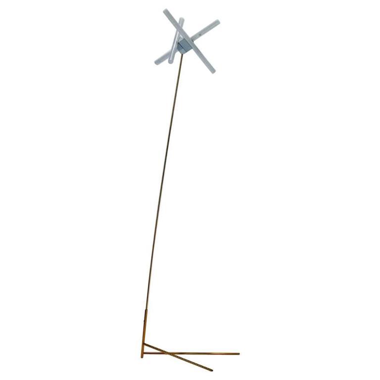 Standing Floor Lamp 'OLVIDADA' by Pepe Cortes For Sale