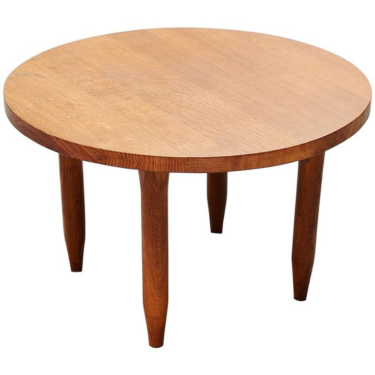 charlotte perriand style coffee table france 1950 for sale at 1stdibs. Black Bedroom Furniture Sets. Home Design Ideas