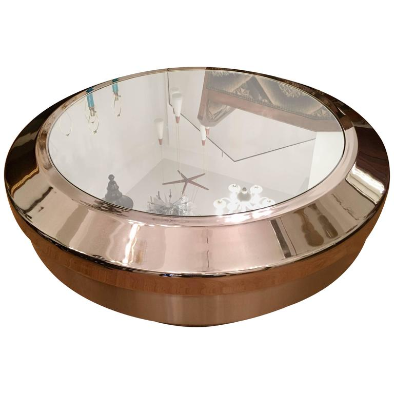 Gary John Neville 1970s Space Age Table 1