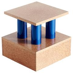 Ettore Sottsass 'Donau' Side Table, 1985