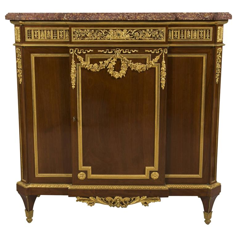 Henry dasson meuble d 39 appui 1879 for sale at 1stdibs for Meuble furniture
