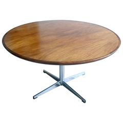 H.W. Klein Mid-Century Rosewood Coffee Table for Bramin Mobler