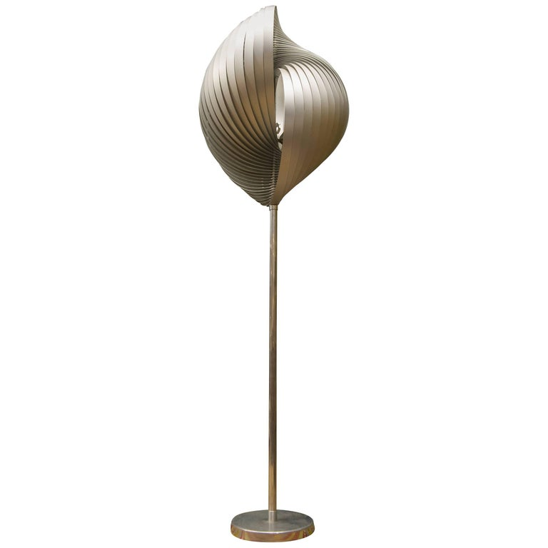 Modern Signed Floor Lamp- FINAL CLEARANCE SALE For Sale