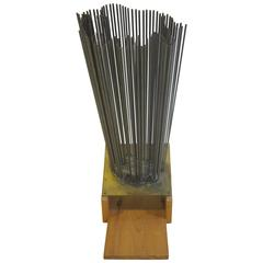 "Val Bertoia Sonambient Sculpture ""Buffalo Sound"""