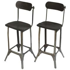 English Silversmith's Chairs from Sheffield, circa 1920