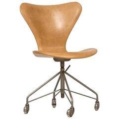 arne jacobsen office chair model 3117 by fritz hansen in denmark arne jacobsen office chair