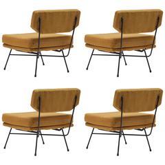 Studio BBPR Elettra Lounge Chairs for Arflex