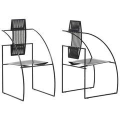 Mario Botta Quinta Chair. One left.