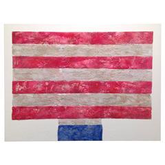 Platform    (American Flag)   Mark Van Wagner   2015