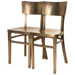 Crossed Leg Chair, Sofie Lachaert & Luc d'Hanis