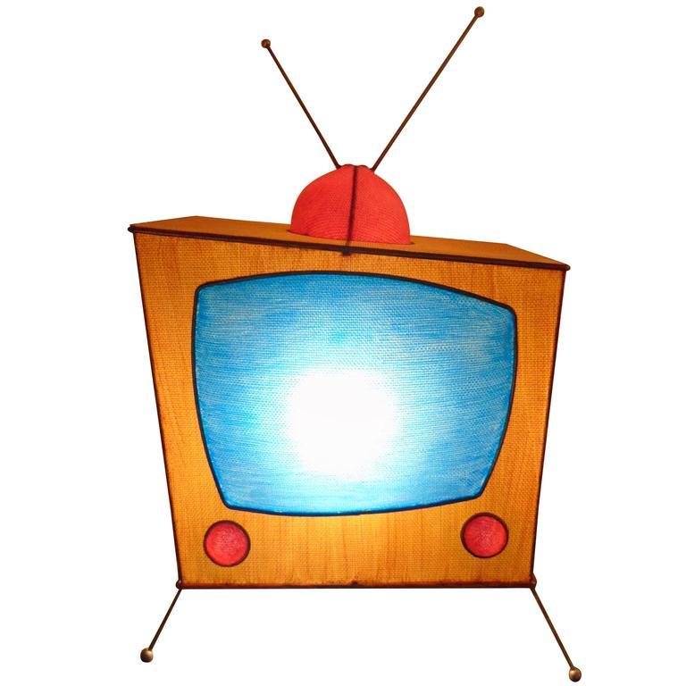 Television Desk Lamp by Daniel Sadler 1 - Television Desk Lamp By Daniel Sadler For Sale At 1stdibs