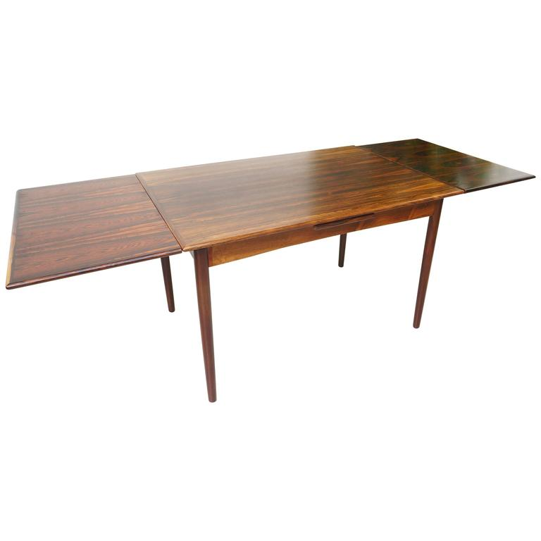 this 1950s rosewood extendable dining table danish is no longer