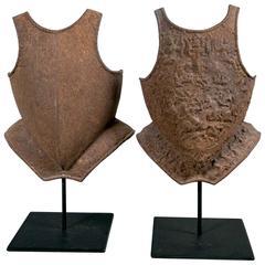 Pair of Armour Shields