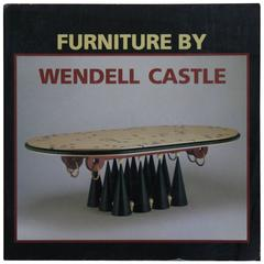 """""""Furniture by Wendell Castle"""" Book"""