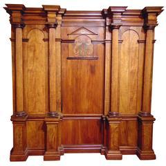 Rare 18th Century Weapon Cabinet