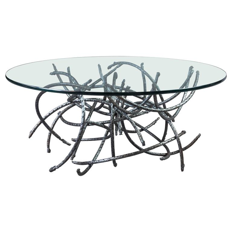 Medusa Iron Coffee Table 1