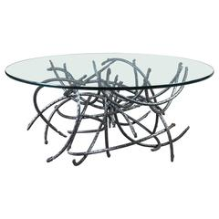 Medusa Iron Coffee Table