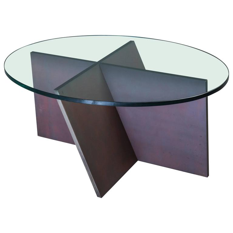 Steel Max Coffee Table II