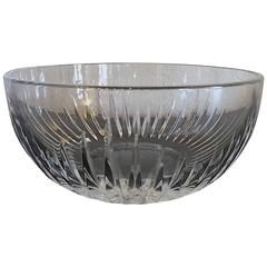 Baccarat Crystal Acropole Bowl