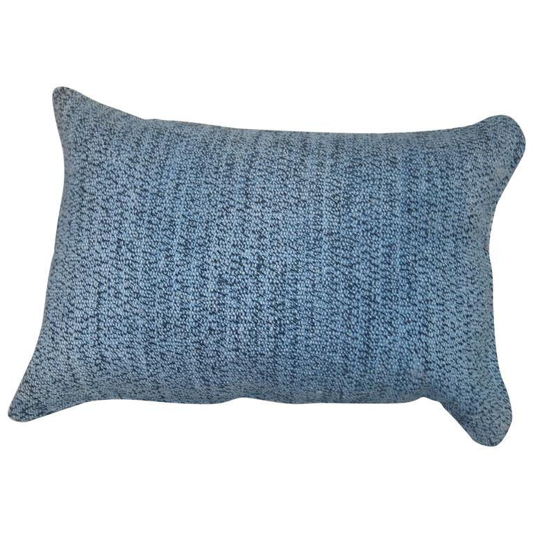 Sky Blue Turkish Pillow For Sale