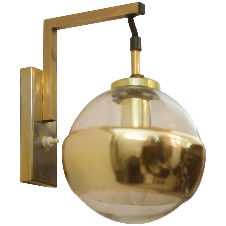 Wall Light, Sconce by Peill & Putzler For Sale