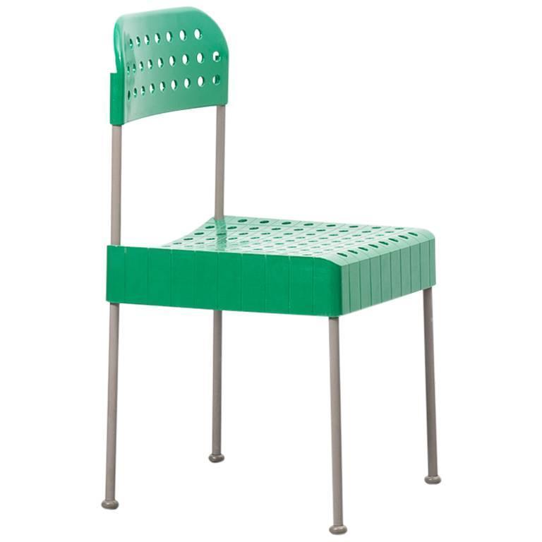enzo mari castelli box chair castelli italy 1971 at 1stdibs. Black Bedroom Furniture Sets. Home Design Ideas