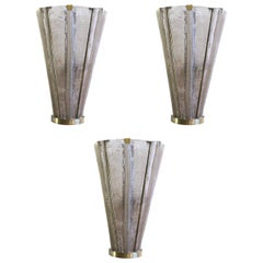 Venini Sconce, Dated, circa 1935